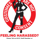 ECCC Harassment poster